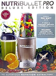 Nutri Bullet 13 Piece NB9-1301 Pro Powerhouse, Amazing, lots of power