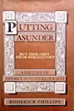 Putting Asunder, Roderick Phillips, 0521324343