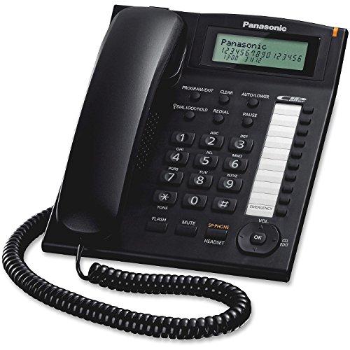 Integrated Telephone System (Panasonic KX-TS880B dect_6.0 Integrated Corded Telephone System)