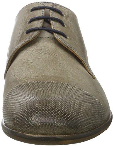 Manitu Unisexe Lacets Chaussures Gris Gris