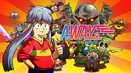 Away: Journey To The Unexpected - Nintendo Switch [Digital Code]