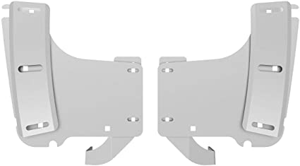 Gatorback 2015-2016 Ford F150 No-Drill Mud Flap Brackets Front Pair