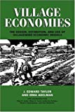 img - for Village Economies: The Design, Estimation, and Use of Villagewide Economic Models book / textbook / text book