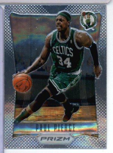 2012-13 Panini Prizm Basketball Card # 2 Paul Pierce - Boston Celtics - NBA Trading Cards
