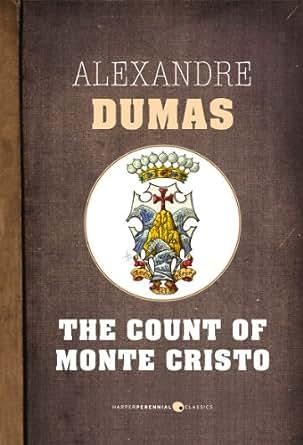 Book: The Count Of Monte Cristo