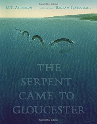book cover of The Serpent Came to Gloucester