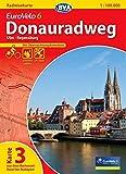 Eurovelo 6 / K.3 - Ulm - Regensburg GPS wp r/v cycling map