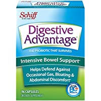 Digestive Advantage Intensive Bowel Support 96 Capsules