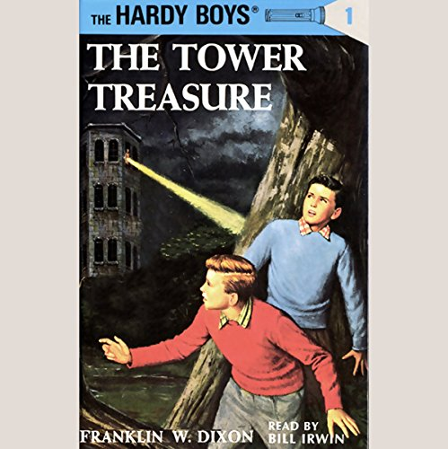 The Tower Treasure: Hardy Boys 1 cover