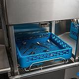 Carlisle RF14 Flatware/Open Rack, Blue