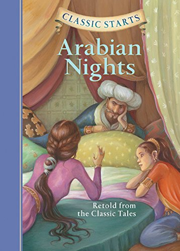 arabian-nights-retold-from-the-classic-tales-classic-starts
