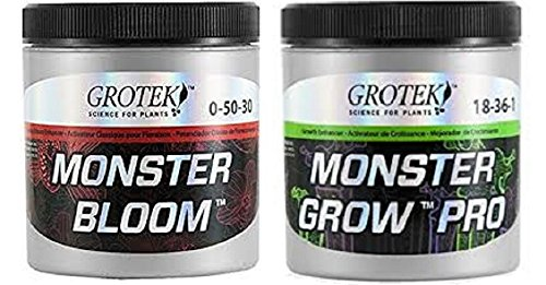 Pro + Monster Bloom Bundle (500g size) ()
