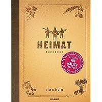Heimat: Kochbuch. Mit über 120 Rezepten, in hochwertiger Ausstattung mit Leineneinband, Goldfolienprägung und Lesebändchen