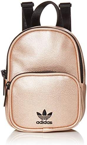 adidas Originals unisex-adult Mini Pu Leather Backpack