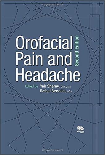 Bells Orofacial Pain Ebook
