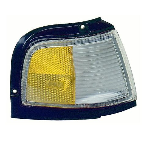 1987-1996 Oldsmobile/Olds Cutlass Ciera Turn Signal Marker Lamp (with Black Trim) Corner Park Light Right Passenger Side (1987 87 1988 88 1989 89 1990 90 1991 91 1992 92 1993 93 1994 94 1995 95 1996 96)
