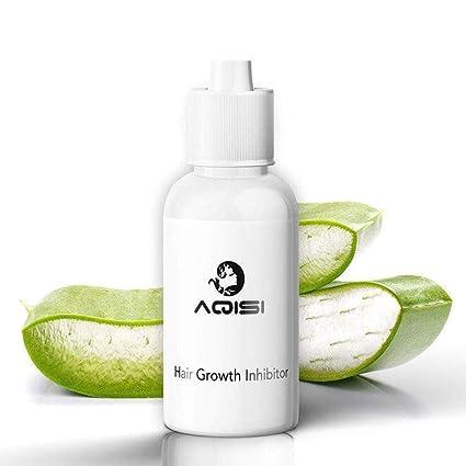 Zooarts - Inhibidor de crecimiento del cabello natural para eliminar el pelo, color crema