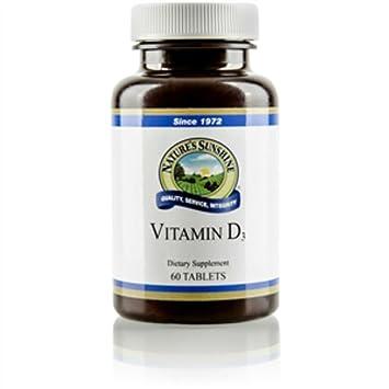 Vitamin D-3 60 tablets