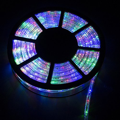 Led Multi Color Flat Rope Light - 5