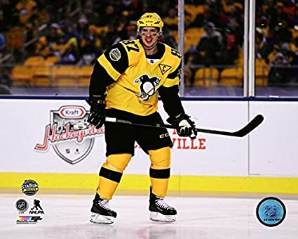 7518538e6 Image Unavailable. Image not available for. Color: Sidney Crosby Pittsburgh Penguins  2017 NHL Stadium Series ...