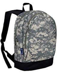 Wildkin 15 Inch Backpack, Extra Durable Backpack with Padded Straps and Interior Moisture-Resistant Lining, Perfect...