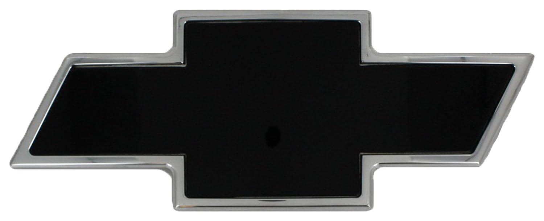 96195KC All Sales Black Front Grille Emblem