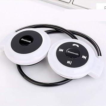 GBPHH Bluetooth Auriculares Montado En La Cabeza Auricular ...