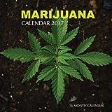 Marijuana Calendar 2017: 16 Month Calendar