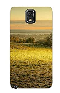 Crazylove CWLKR0ANAfJ Protective Case For Galaxy Note 3(grazing Sheep ) - Nice Gift For Lovers