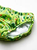 FINIS Swim Diaper Turtle GREEN 4T Swim Diaper