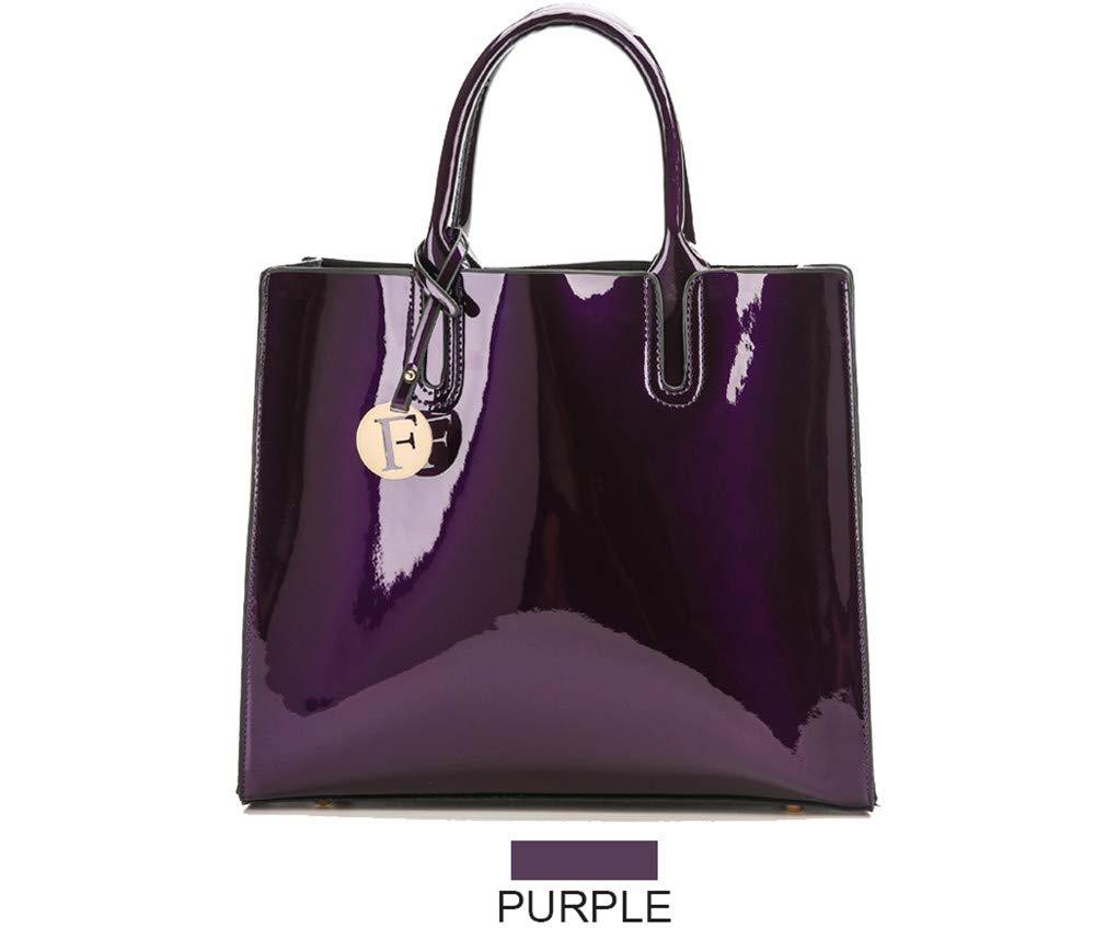 3 Sets Leather Women Handbags Ladies Shoulder Messenger Crossbody Bag Clutch