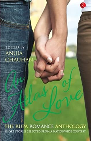 book cover of An Atlas of Love