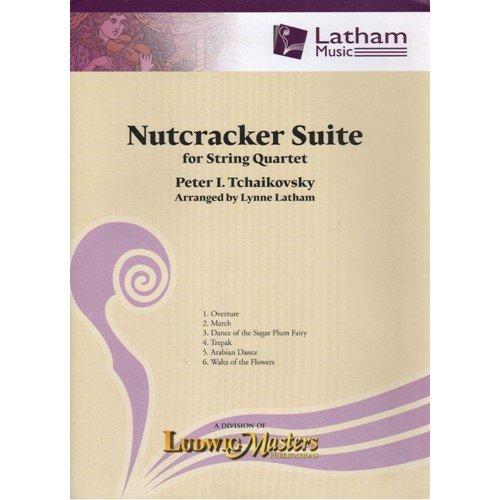 Tchaikovsky, Pyotr Ilyich - Parts - Nutcracker Suite, for String Quartet, Arranged by (Nutcracker Suite Part)