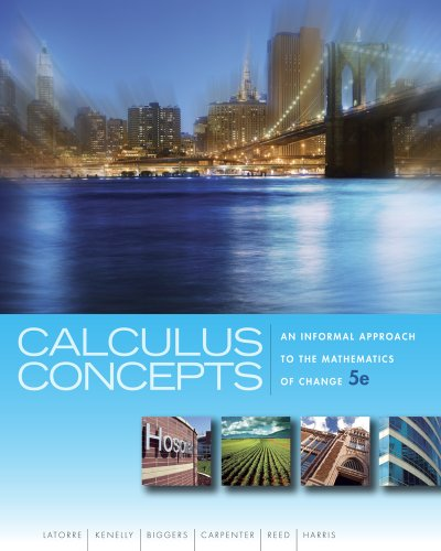 Bndl: Calculus Concepts: Informal Apprch to Mathematics Chng