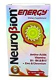 60 Caps Neurobion Energy – Amino Acids Vitamin B1 B2 B6 B12 – Increases Brain Alertness & Stamina