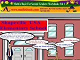 Second Grade Math Workbook Vol 1 (Learning is Basic)