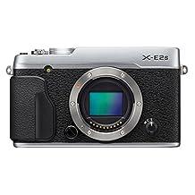 Fujifilm X-E2S 16MP Mirrorless Camera (Body Only) Silver