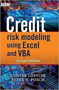Credit Risk Modeling Using Exc por Loeffler epub