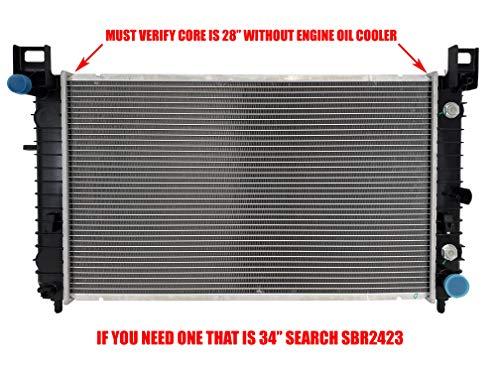 03 silverado radiator - 8