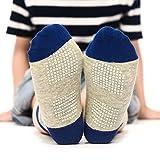 12 Pairs Baby Boys Toddler Non Skid Cotton Socks