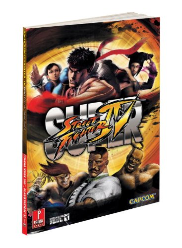 Price comparison product image Super Street Fighter IV: Prima Official Game Guide (Prima Official Game Guides)