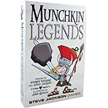 Steve Jackson Games Munchkin Legends Card Game
