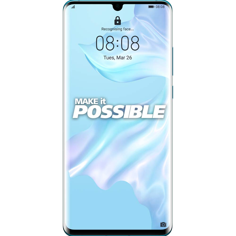 Huawei P 30 Pro (Breathing Crystal, 8GB RAM, 256GB Storage)