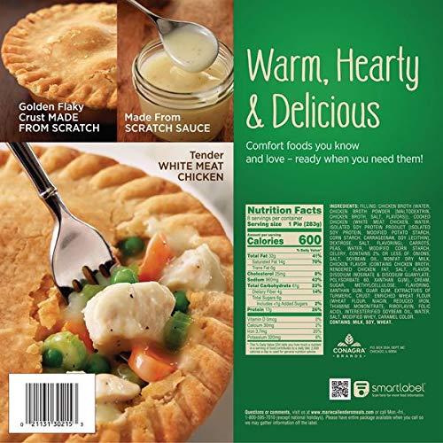 Marie Callender's Expect More Chicken Pot Pie, 8 ct