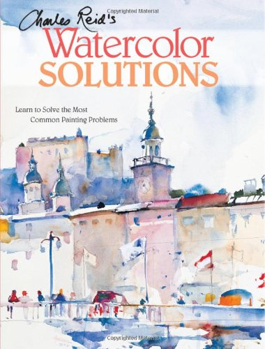 Charles Reids Watercolor Solutions Painting