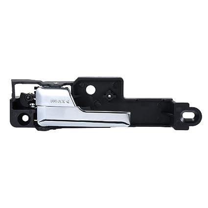 For Lincoln MKZ Zephyr Car Door Driver Side Left Handle Chrome 6E5Z-5422601-A