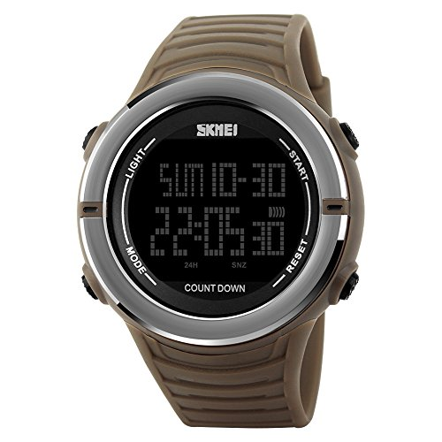 Rockyu ブランド レディース メンズ スポーツ ウォッチ 防水 樹脂 メンズ時計