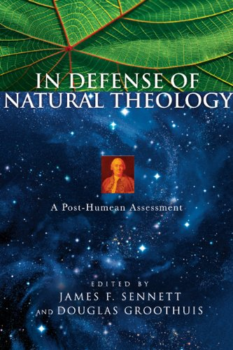 In Defense of Natural Theology: A Post-Humean Assessment