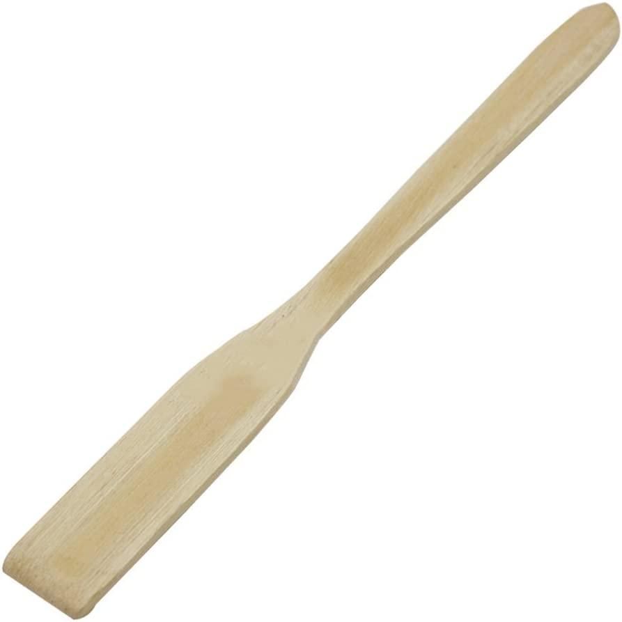 """Diguo Organic Bamboo Coffee Stir Stick French Press Spoon- Contoured Vacuum Coffee Brewer Stirrer for Hario Yama Syphon Siphon Coffeemaker - Brewing Coffee or Tea, 8"""""""
