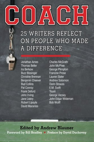 Coach: 25 Writers Reflect on People Who Made a Difference (Excelsior Editions)
